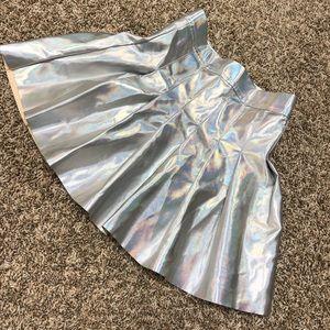 Dresses & Skirts - Holographic Skirt